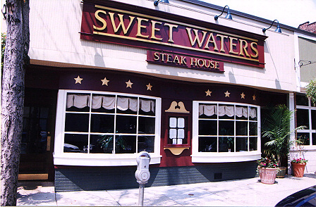 Elm Street Cafe Lime Restaurant Sweet Waters